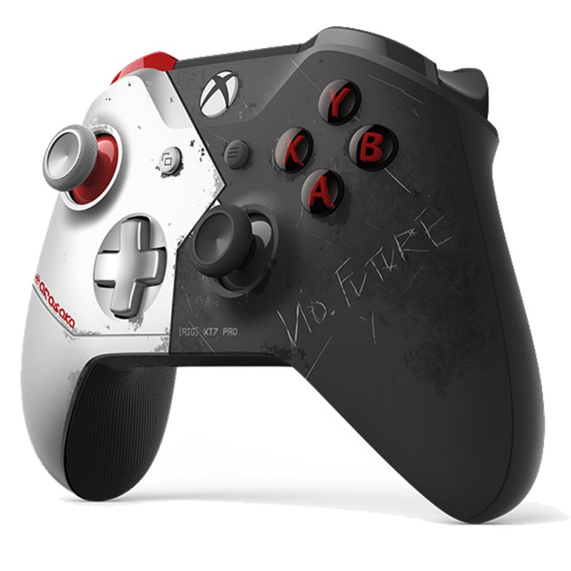 Microsoft Xbox Wireless Controller v2 – Cyberpun...