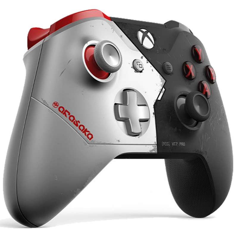 Microsoft Xbox Wireless Controller v2 – Cyberpunk 2077 Limited Edition