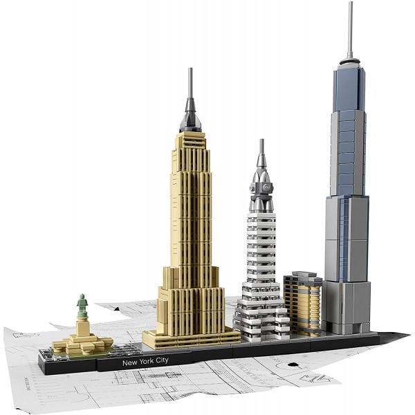 LEGO 21028 Architecture New York City Skyline Buil...