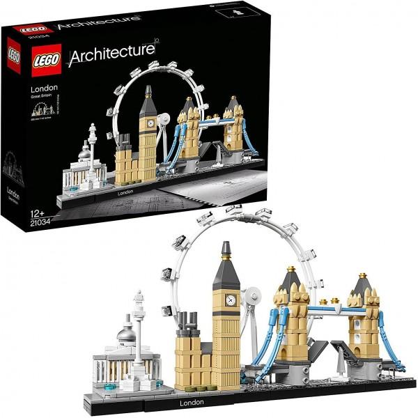 LEGO 21034 Architecture London Skyline Model Build...