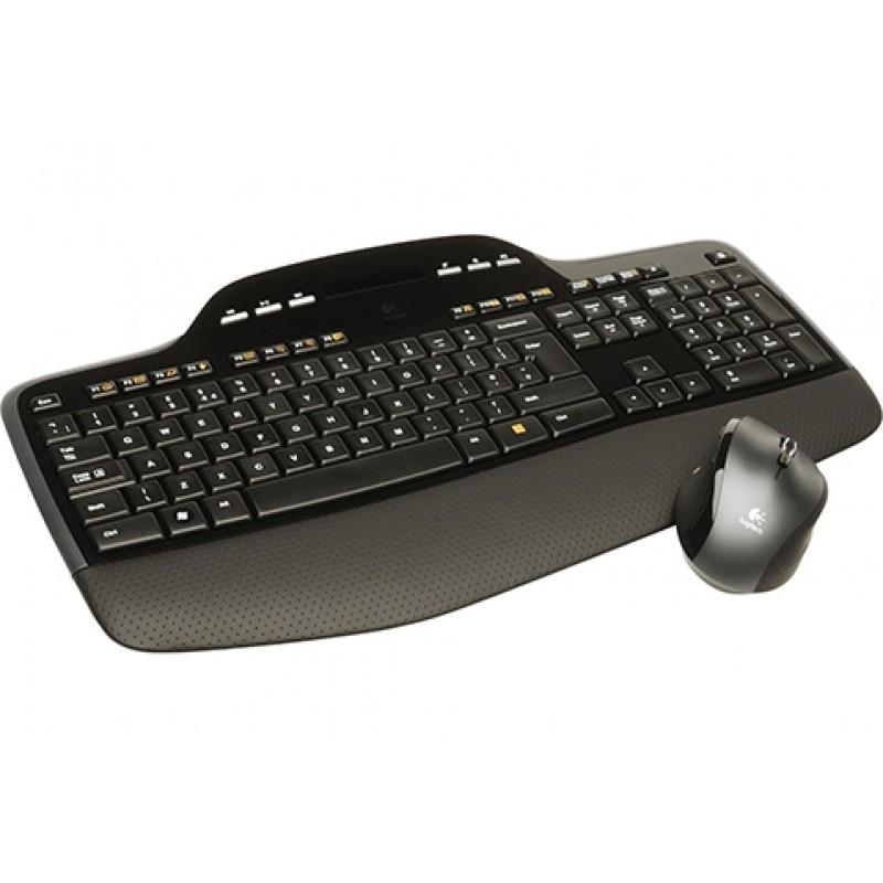 Logitech MK710 Wireless Desktop - UK