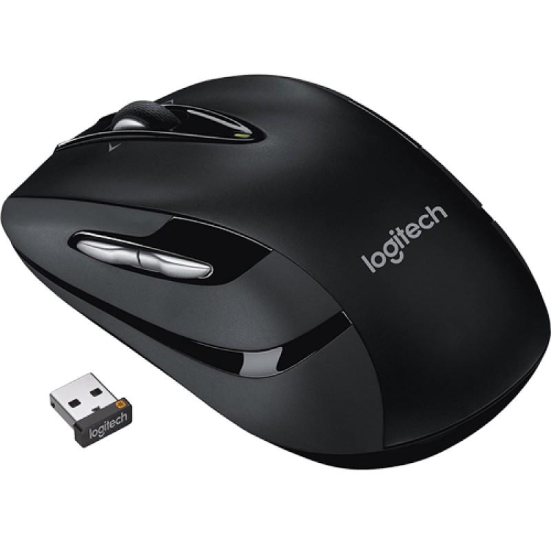 Logitech M545 Wireless Mouse - Black