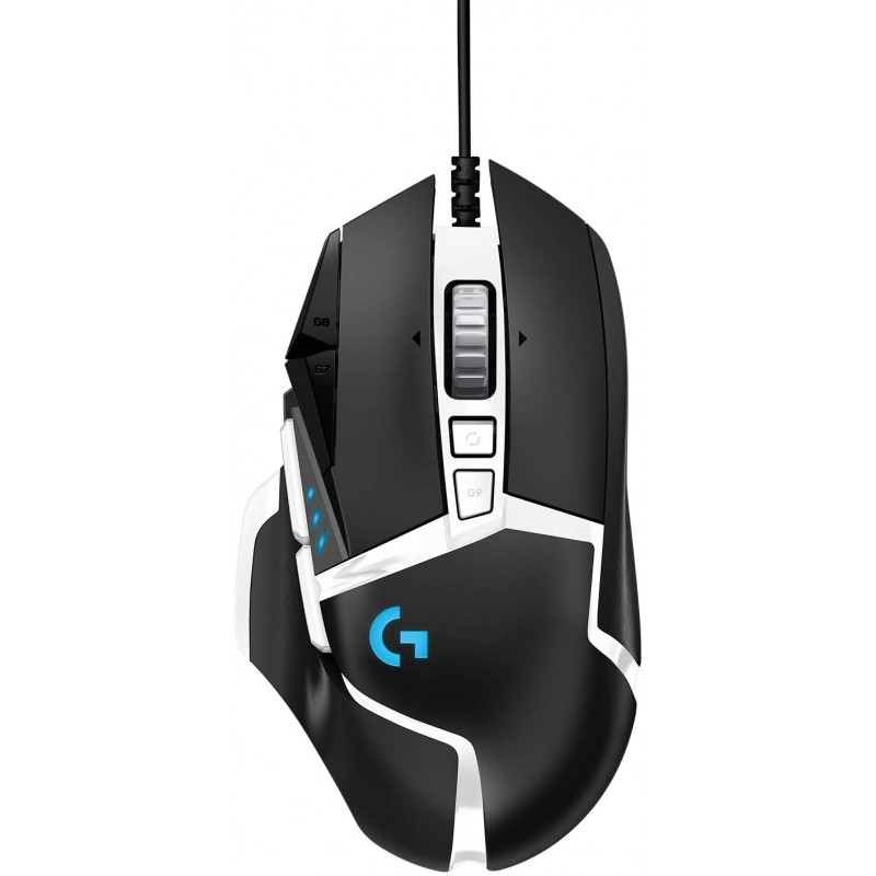Logitech G502 Special Edition Hero Optical Gaming ...