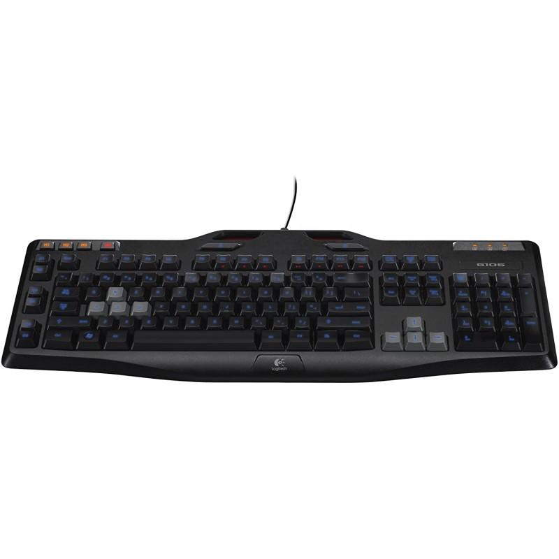Logitech G105 Gaming Keyboard US English