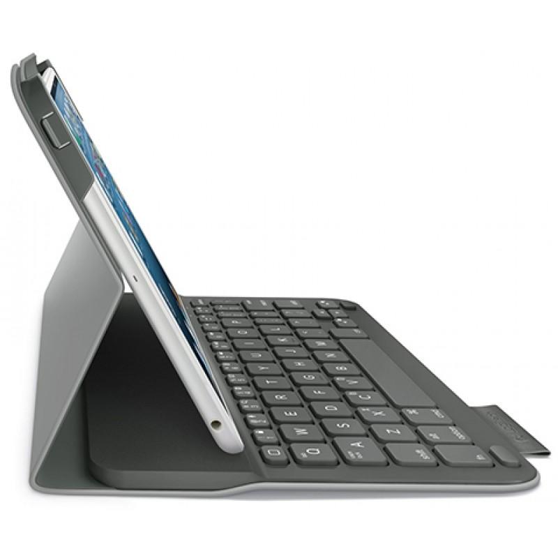 Logitech Ultrathin Keyboard Folio for iPad Mini - ...