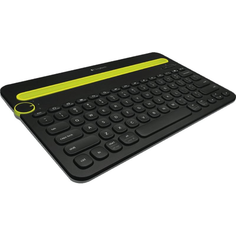 Logitech K480 Multi Device Bluetooth Keyboard for ...