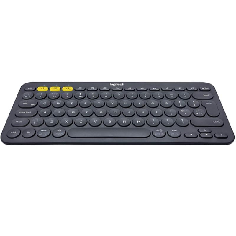 Logitech K380 Multi Device Keyboard Black