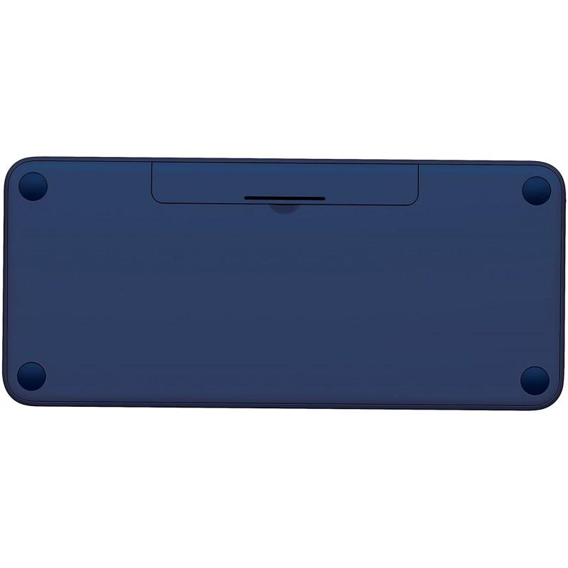 Logitech K380 Multi Device Keyboard - Blue
