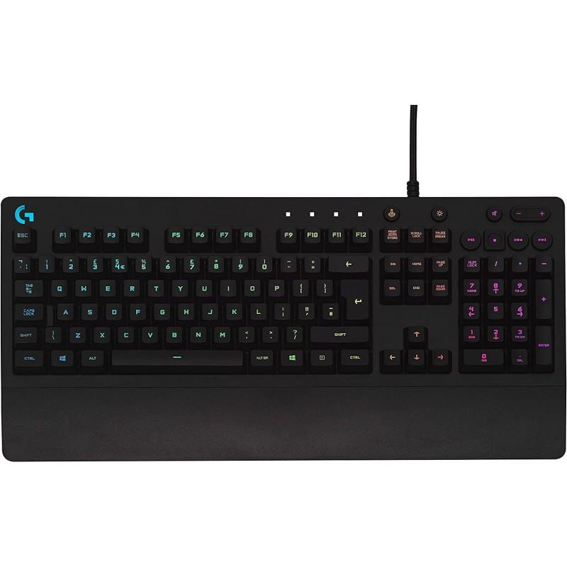 Logitech G213 Prodigy Gaming Keyboard - UK