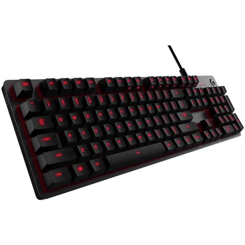 Logitech G413 Mechanical Gaming Keyboard - GERMAN ...