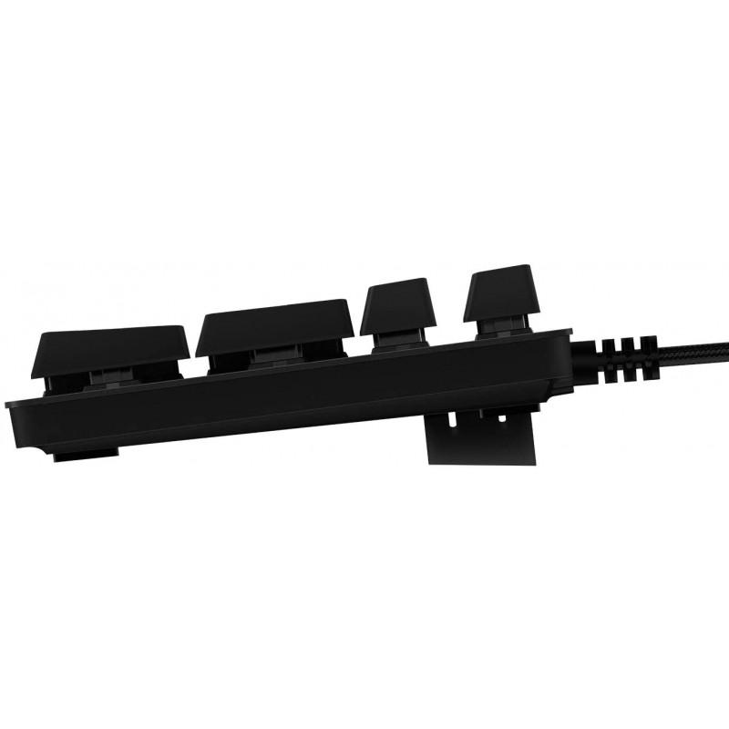 Logitech G413 Mechanical Gaming Keyboard - GERMAN QWERTZ layout