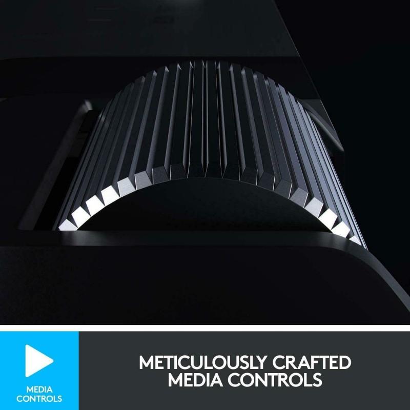 Logitech G815 Lightsync RGB Mechanical Gaming Keyboard - UK Clicky