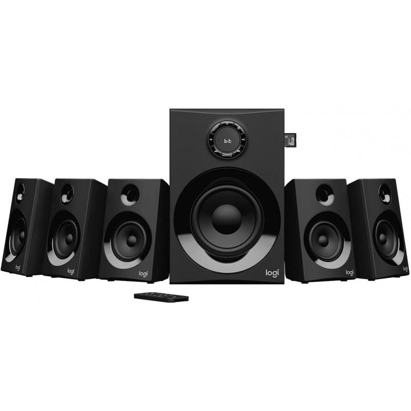 Logitech Z607 Wireless Bluetooth 5.1 Speaker Syste...