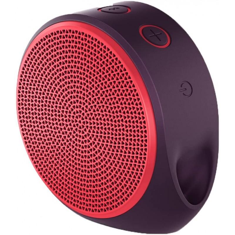 Logitech X100 Mobile Wireless Bluetooth Speaker - ...