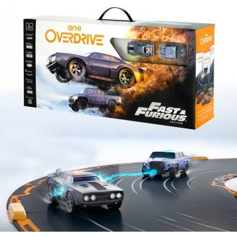 Anki Overdrive: Fast & Furious Edition Starter...