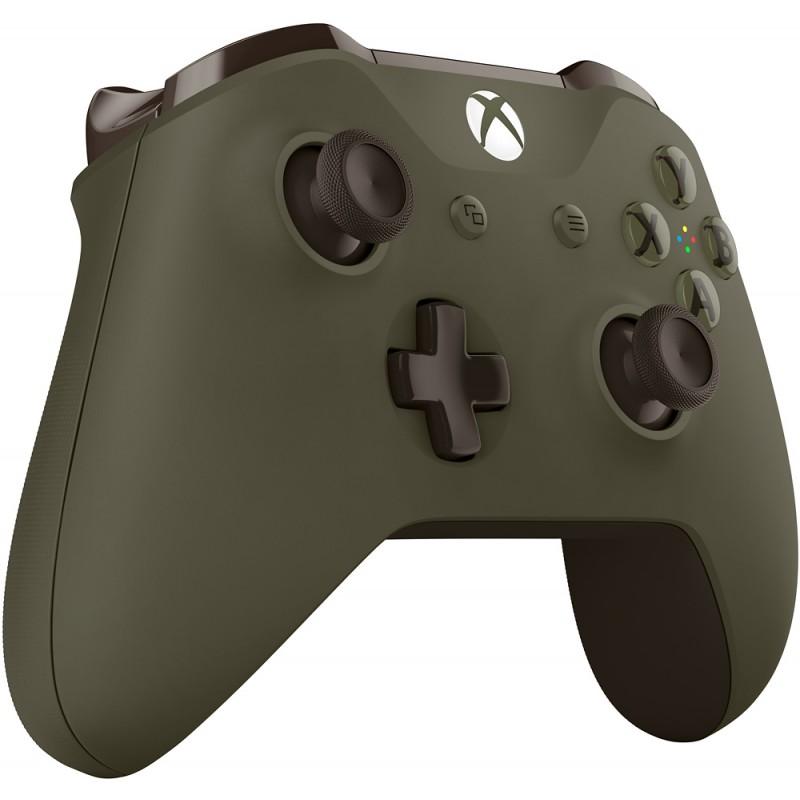 Microsoft Xbox Wireless Controller v2 Military Gre...