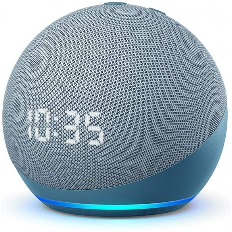 All-new Echo Dot (4th generation) Smart speaker wi...