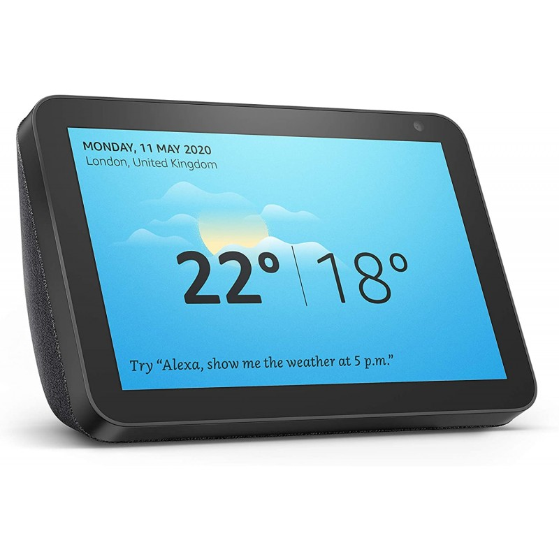 Echo Show 8 Stay in touch with the help of Alexa C...