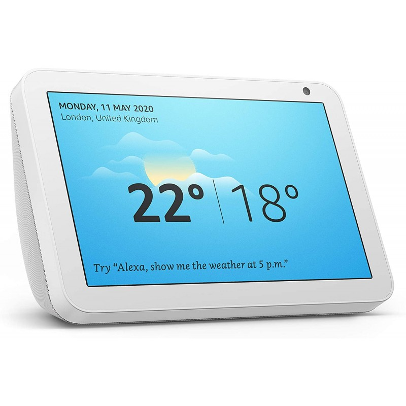 Echo Show 8 Stay in touch with the help of Alexa S...
