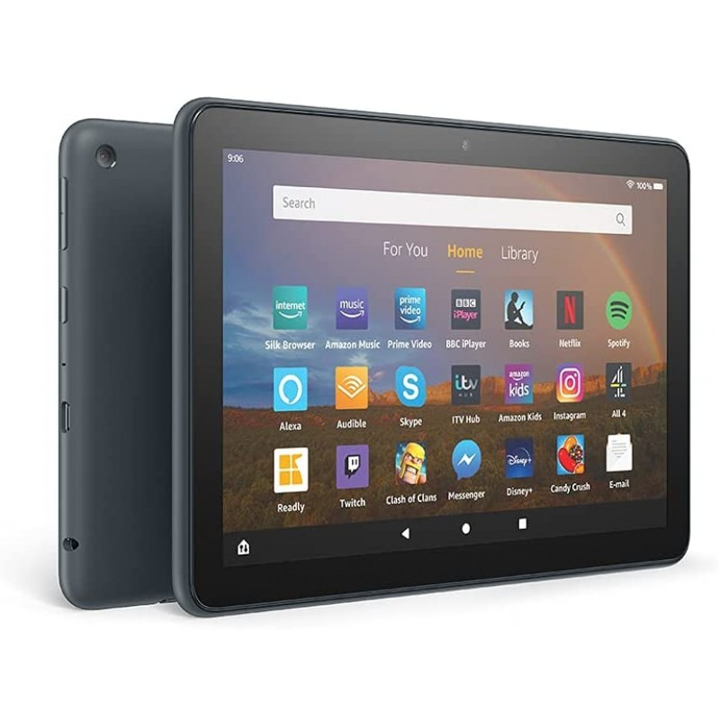 "Amazon Fire HD 8 Tablet 8"" HD display 32 GB S..."
