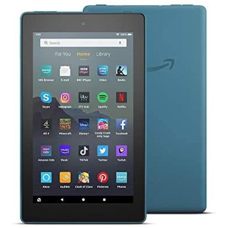 "Amazon Fire 7 Tablet 7"" display, 32 GB, Twili..."