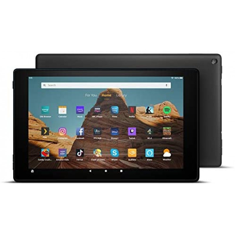 """Amazon Fire HD 10 Tablet 