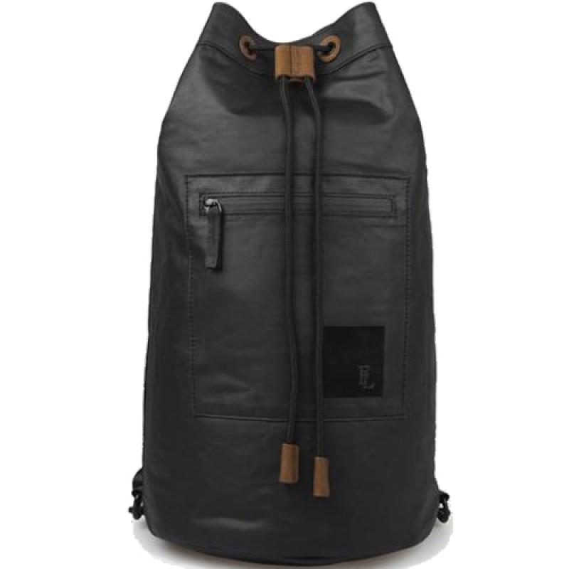 Forbes & Lewis Arnold Duffel Bag - Black Ash