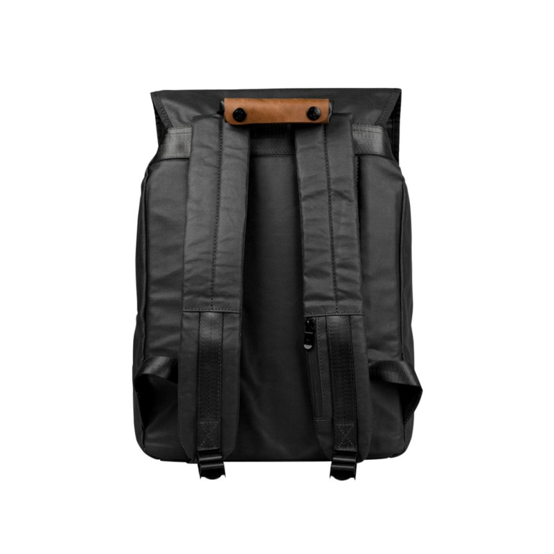 Forbes & Lewis Devon Backpack - Black Ash