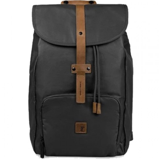 Forbes & Lewis Lincoln Backpack - Black Ash