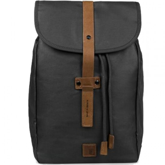 Forbes & Lewis Littlehampton Backpack - Black Ash