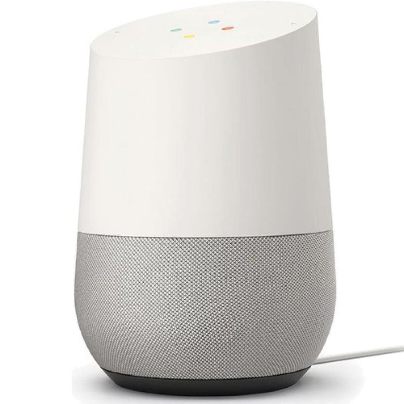 Google Home Smart Speaker White