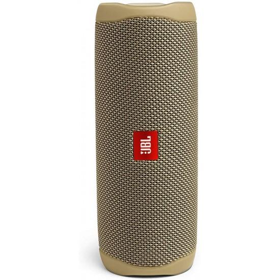 JBL Flip 5 Portable Bluetooth Speaker - Sand