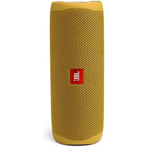 JBL Flip 5 Portable Bluetooth Speaker - Yellow