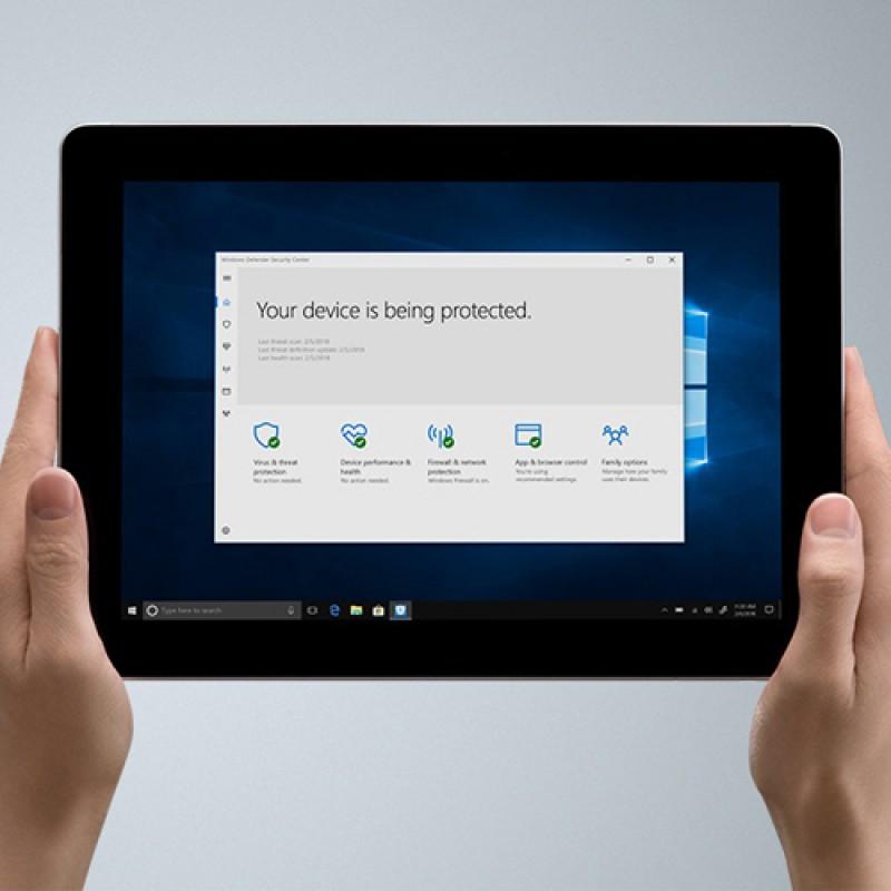 "Microsoft Surface Go 128GB 10"" Intel Pentium 8GB Windows 10 Pro Tablet Silver"