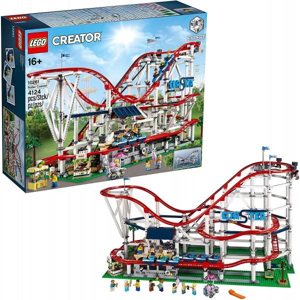 LEGO 10261 Creator Expert Roller Coaster Building ...