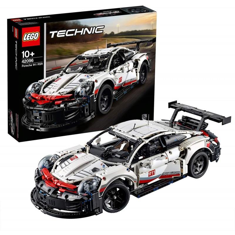 LEGO 42096 Technic Porsche 911 RSR Race Car Advanc...
