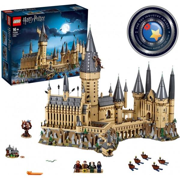 LEGO 71043 Harry Potter Hogwarts Castle Building K...