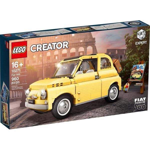 LEGO Creator 10271 Fiat 500 Classic