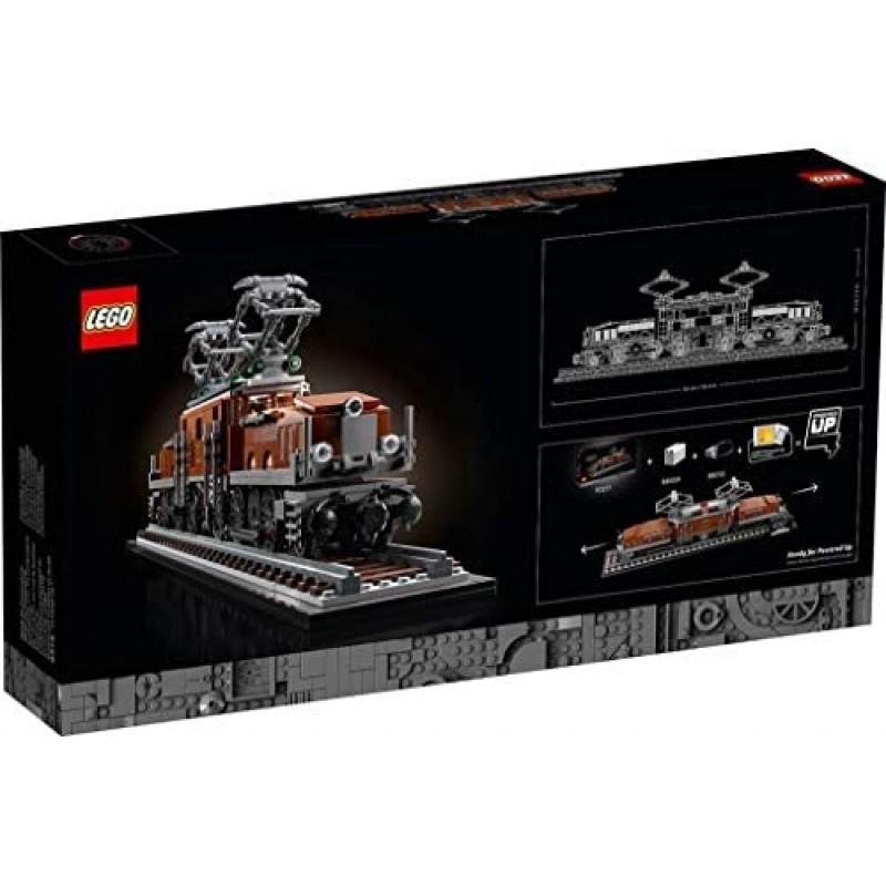 LEGO Creator 10277 Crocodile Locomotive