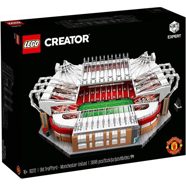 LEGO Creator Expert 10272 – Old Trafford – Man...