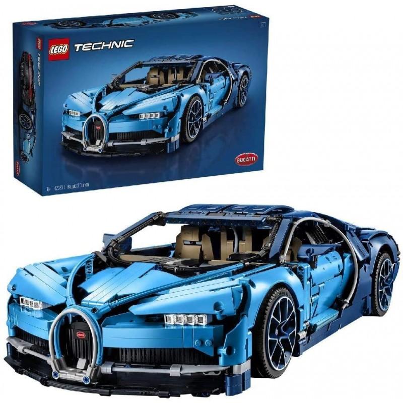 LEGO42083TechnicBugattiChiron SuperSport...