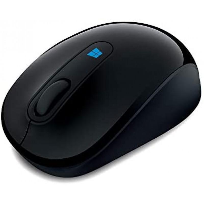 Microsoft Sculpt Mobile Mouse Wireless USB - Black