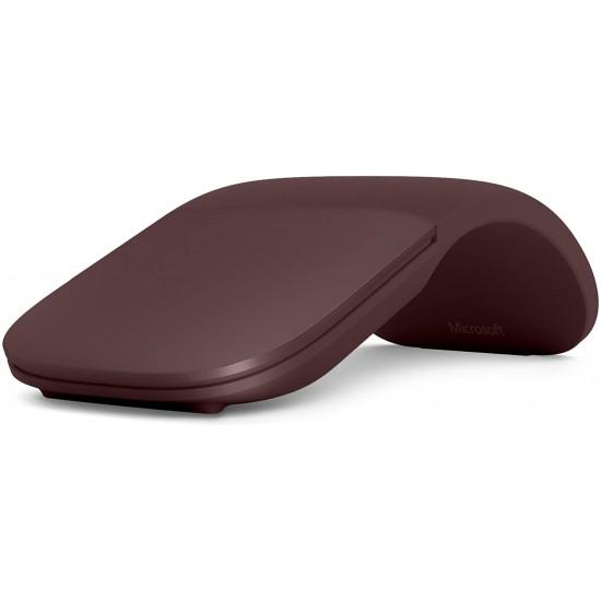 Microsoft Surface Arc Bluetooth Mouse - Burgundy