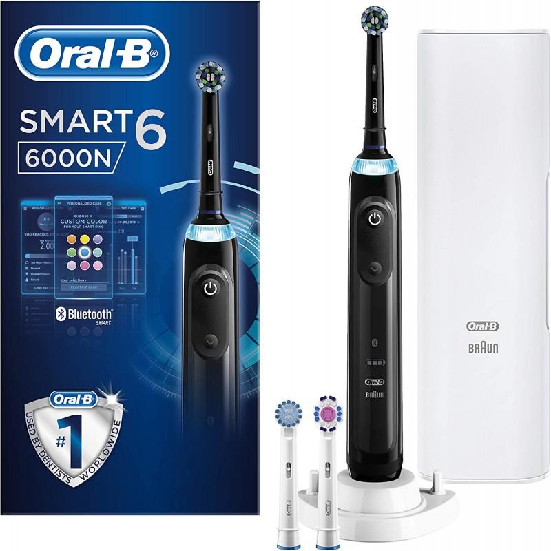 Oral-B Smart 6 6000N CrossAction Electric Toothbru...