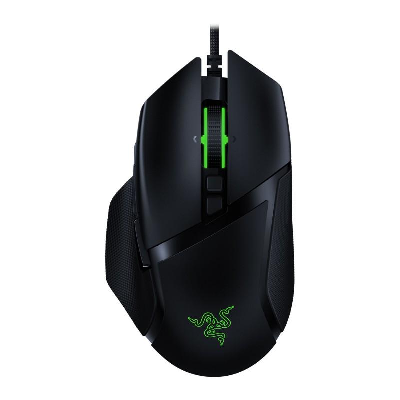 Razer Basilisk V2 Ergonomic Wired Gaming Mouse