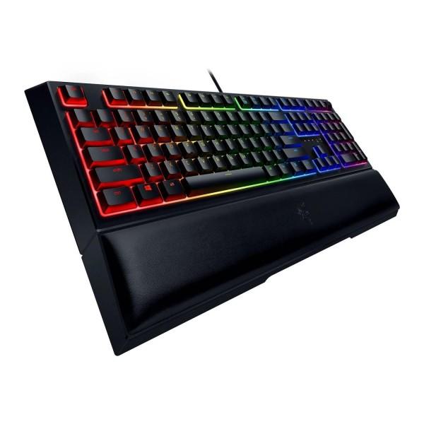Razer Ornata V2 Mecha-Membrane Gaming Keyboard - U...
