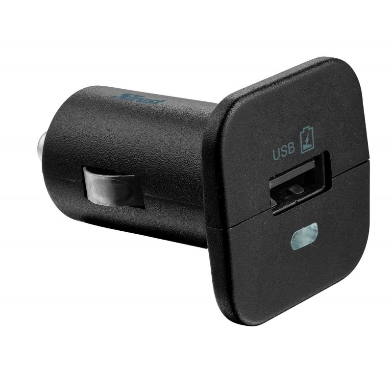 Trust 5 W Car Charger with USB Port for All Androi...