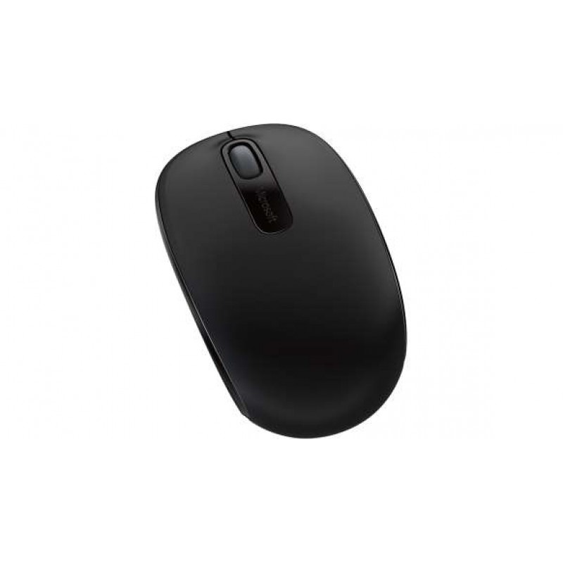 Microsoft 1850 Wireless Mobile Mouse - Black
