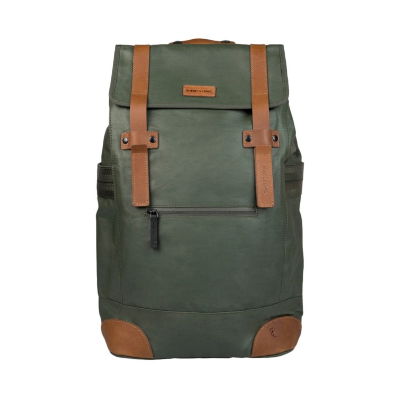 Forbes & Lewis Rider Backpack - Racing Green