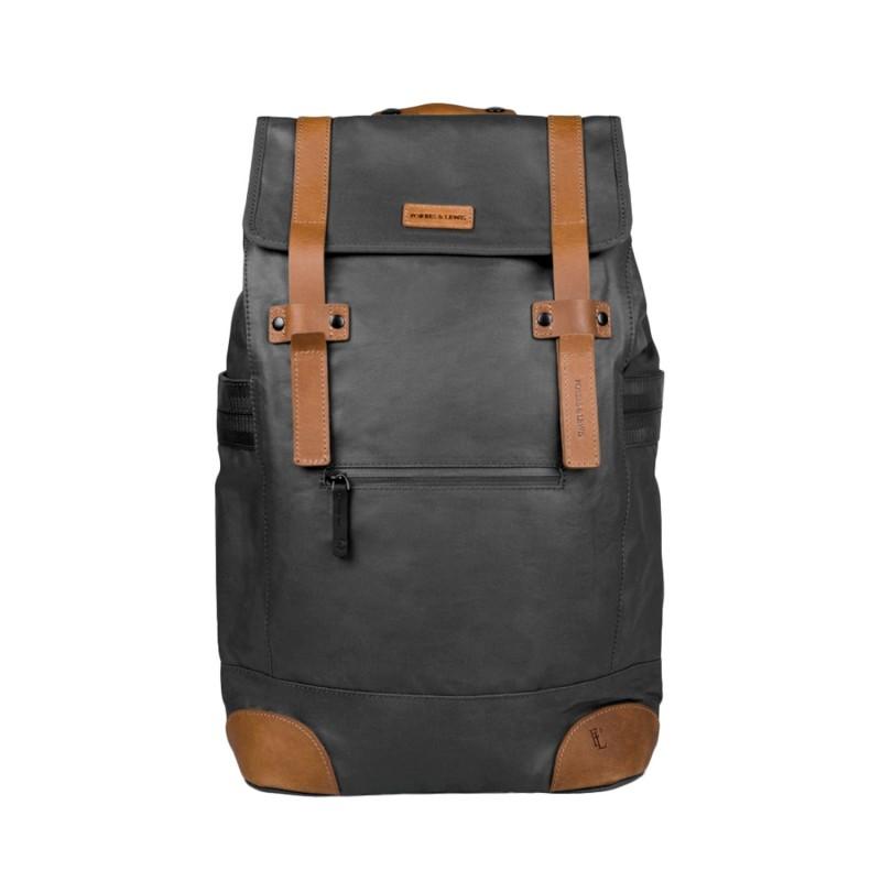 Forbes & Lewis Rider Backpack - Black Ash